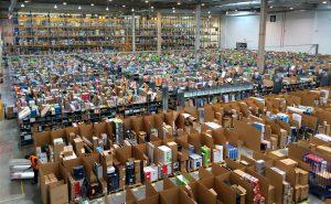 Inside Amazon Spain