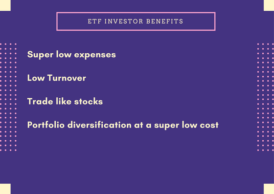 ETF Investor Benefits